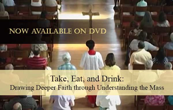 Take, Eat, Drink DVD